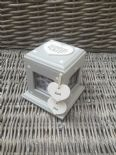 Shabby Chic Style Personalised Gift Photo Cube Box Grandparents Nana Nanny Etc